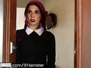 Wednesday addams acquires wazoo pumped