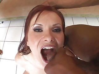 Katja kassin swallows 5 loads of sex cream