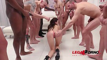 Kate rich fucked right into an asshole by 1, 2, 3, 4 boyz and then banged by all 10 of em sz2390