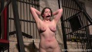 Lifestyle sm bondman alora lux bare and whipped in the dungeon by dominant
