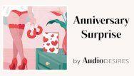 周年纪念惊喜音频色情为妇女,色情音频,hawt asmr